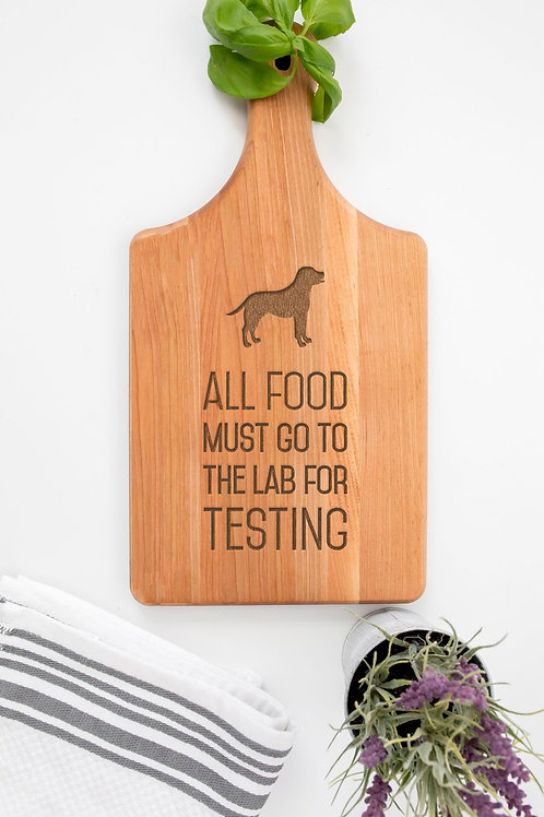 All Food to Lab