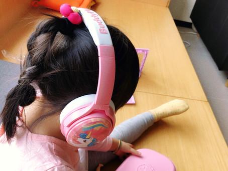 兒童安撫神器-BuddyPhones主動降噪兒童藍牙無線耳機
