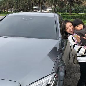 開車帶小孩必備:停車神器USPACE