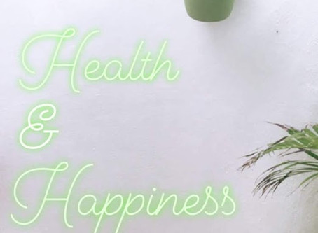 Health & Happiness (6 Essential Steps)