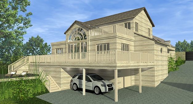 lloa architecture  architecte maison ecologique essonne yvelines