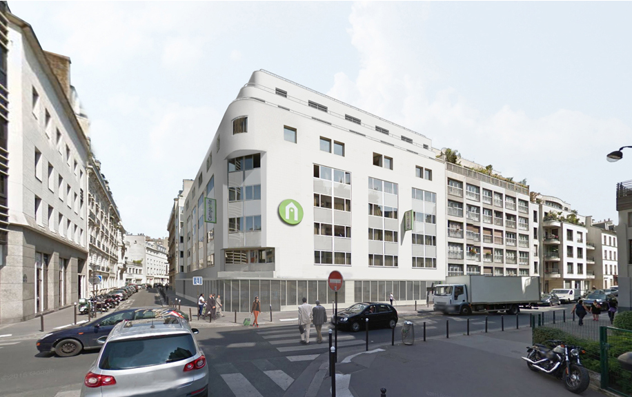 Monmarson - Hôtel Campanile Bastille
