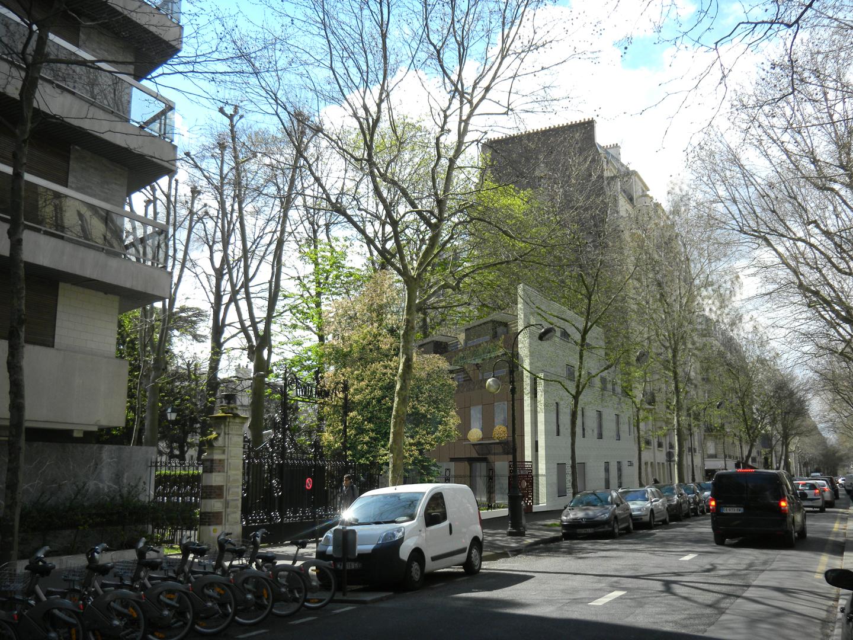 Monmarson - Hôtel Molitor Boileau