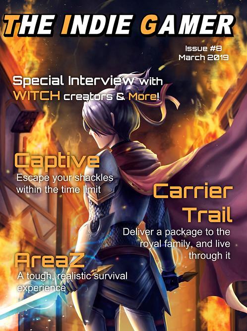 The Indie Gamer #8 Digital