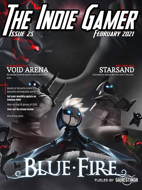 The Indie Gamer #25 Digital