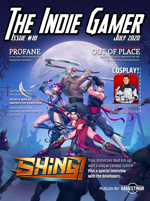 The Indie Gamer #18 Digital