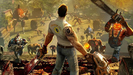 Serious Sam Collection Is Coming To Switch!