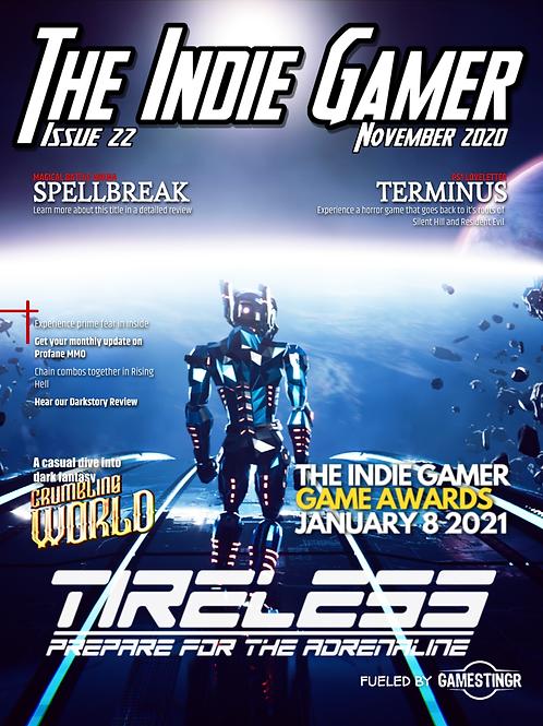 The Indie Gamer #22 - Print