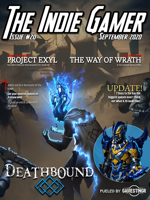 The Indie Gamer #20 Digital