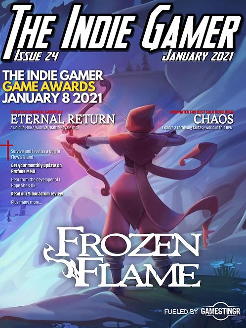 The Indie Gamer #24 Digital