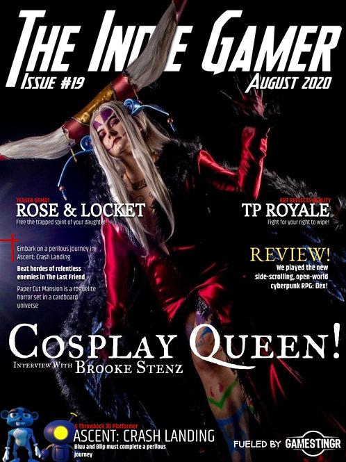 The Indie Gamer #19 Digital