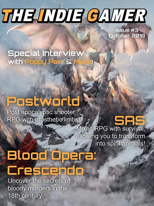 The Indie Gamer #3 Digital
