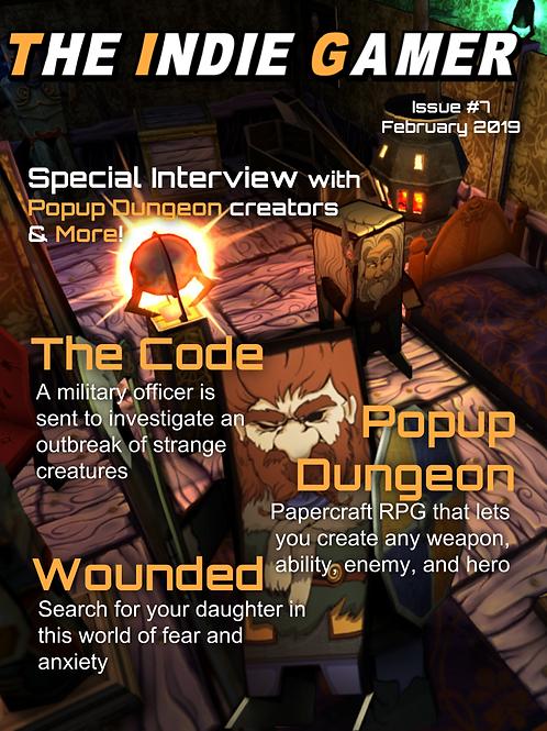 The Indie Gamer #7 Digital