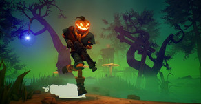Pumpkin Jack Releases Just In Time For Halloween!