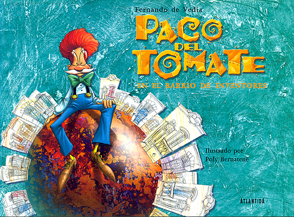 """Paco del Tomate 3"