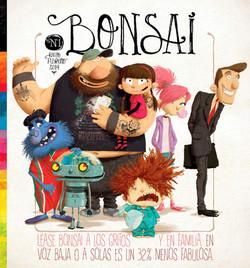 """Revista Bonsai N*1"""""""