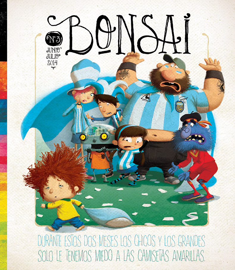 """Revista Bonsai N* 3"""