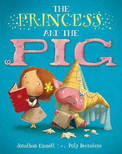 """""""The princess and the pig"""