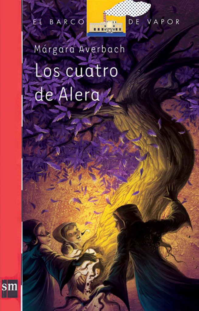 """""""Los cuatro de Alera"""