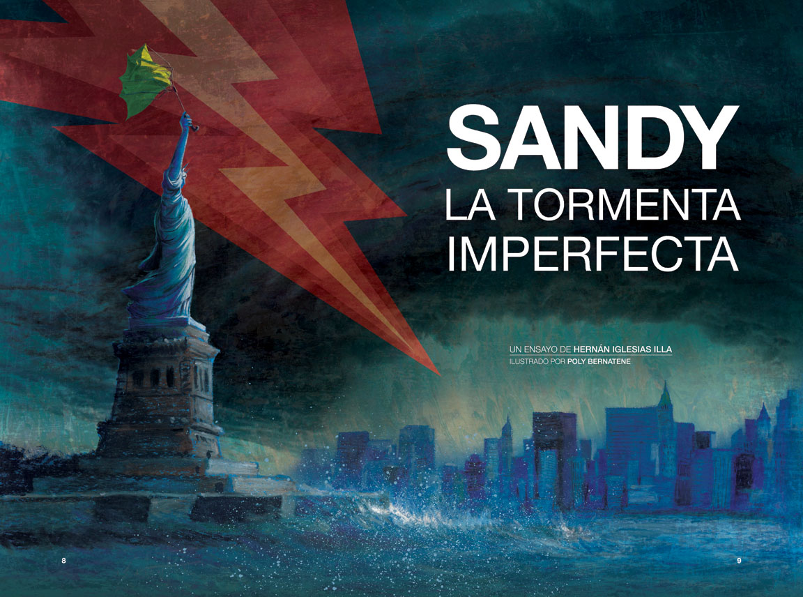 Sandy la tormenta imperfecta