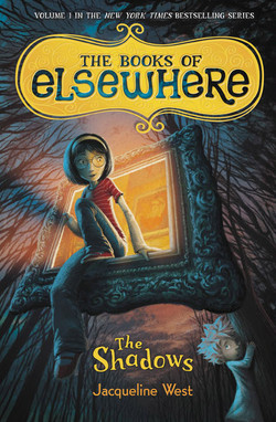 """""""The books of elsewhere"""