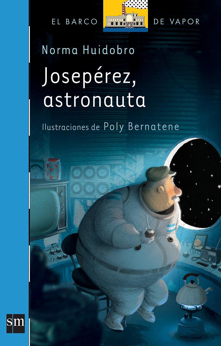 """Josepérez, astronauta"