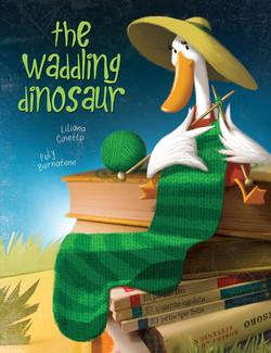 The waddling dinosaur