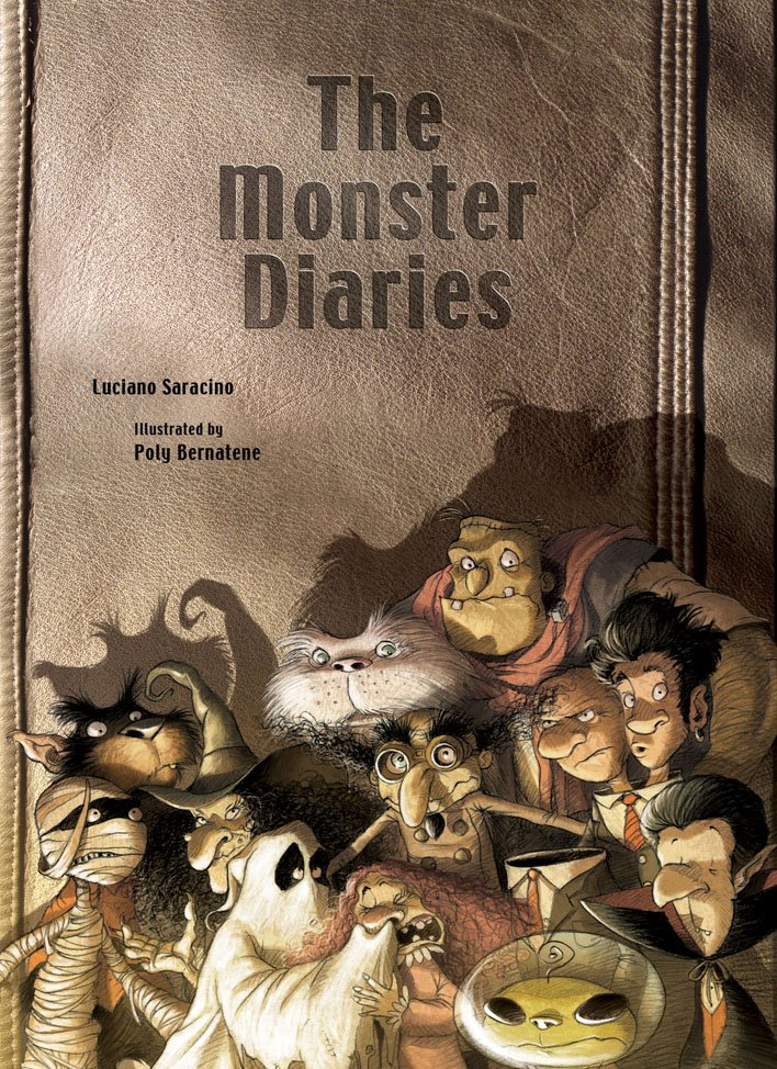 """The monster diaries"