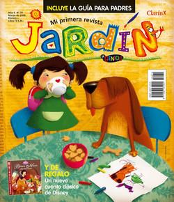 """""""Revista Jardín"""""""