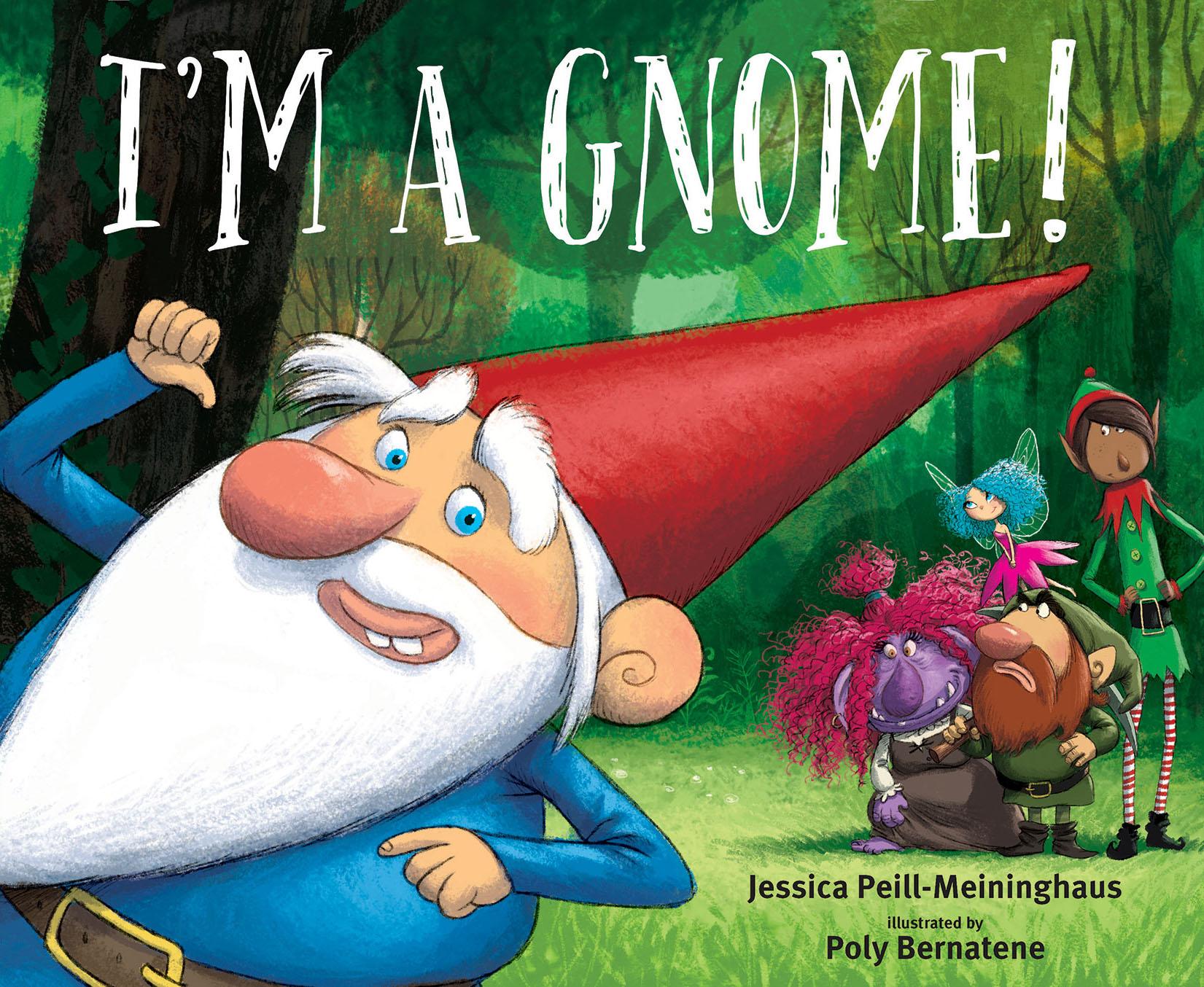 I´m a Gnome!