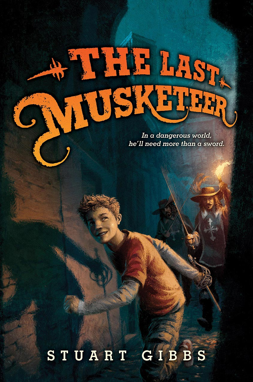 """The last musketeer"