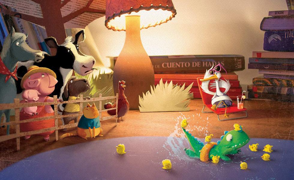 """""""Pata de dinosaurio"""""""