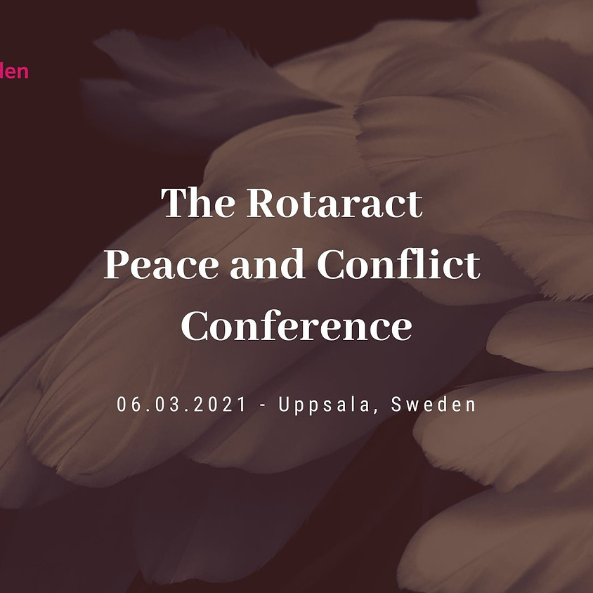 The Rotaract Peace and Conflict Conference 2O21