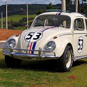 VW FUSCA 63 TRIBUTO AO HERBIE