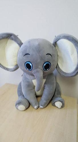 Tusker elephant - personalised soft toy