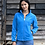 Thumbnail: Ladies fitted Fleece - 1 x Logo to chest