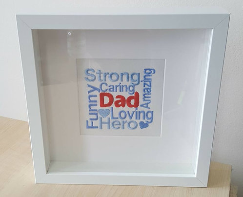 Fathers day Frame