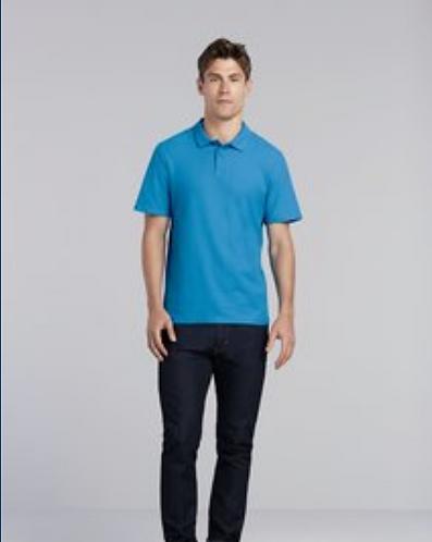 Unisex Polo shirt - 1 x Logo to chest