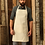 Thumbnail: Apron - full length & pocket - 1 x Logo embroidered