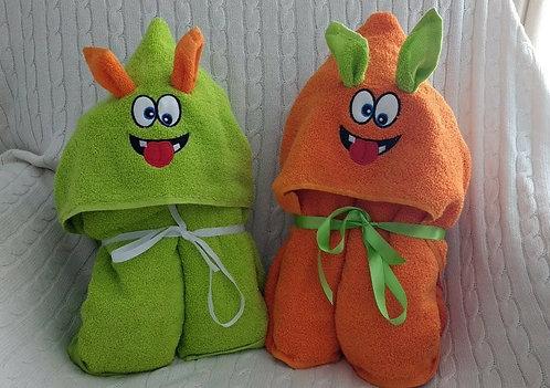 Monster towels