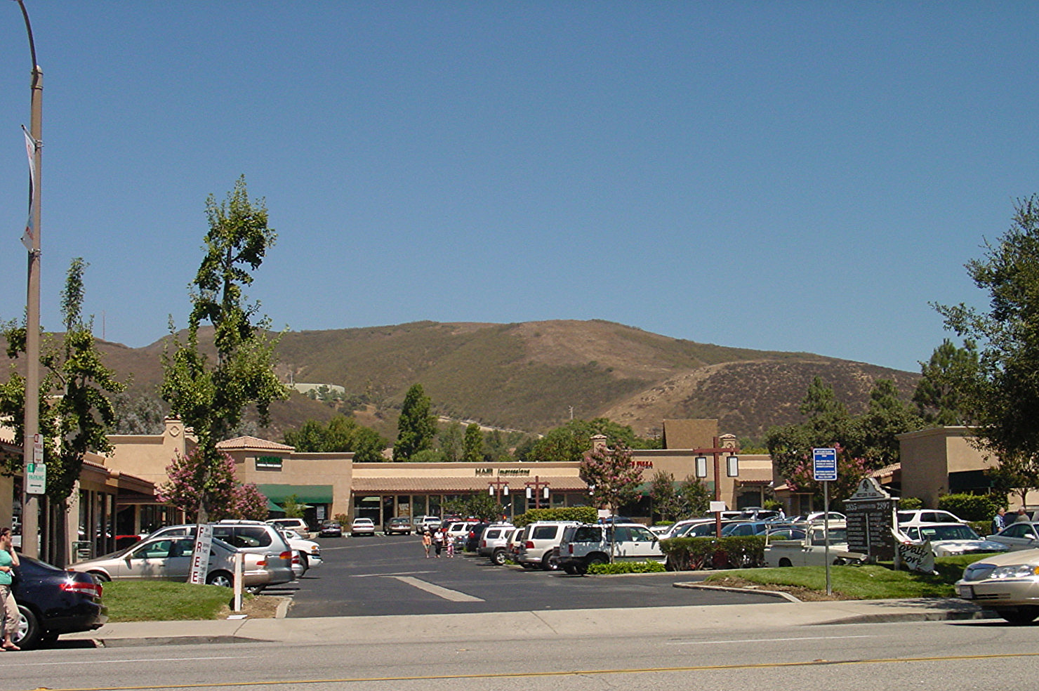 Thousand Oaks - Leasing