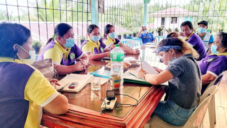 PROSPER 3 pursues Baseline Assessments in Tambulig amidst pandemic