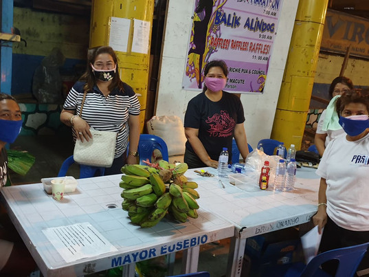CDP and Pasig ACS boost hope of the people amidst ECQ