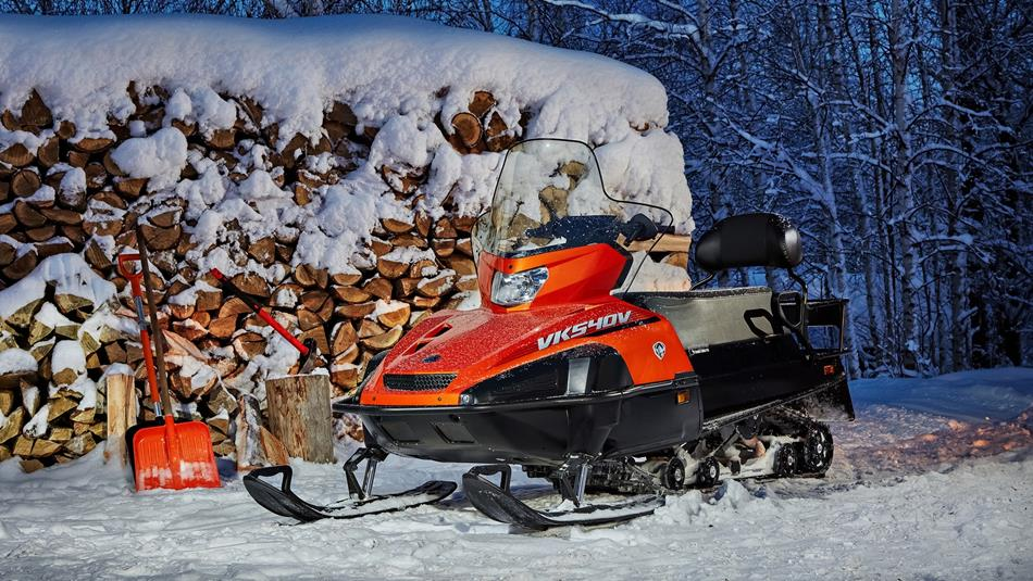 Снегоходы Yamaha VK540