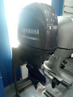 лодочный мотор Ямаха