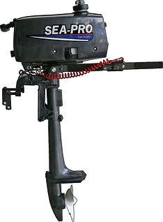 лодочные моторы sea pro T2,5S
