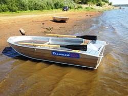 алюминиевая лодка Тактика 320
