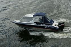 катер Silver Hawk HT 540