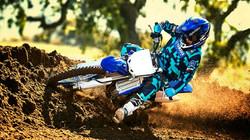 детский мотоцикл YZ85