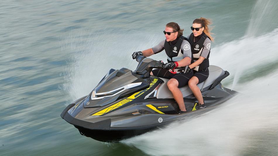 Гидроциклы Yamaha VXS